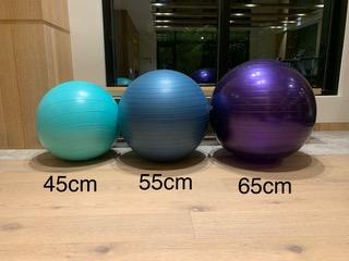 PBT瑜珈球