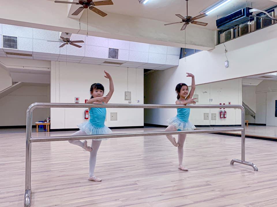 芭蕾基本站姿