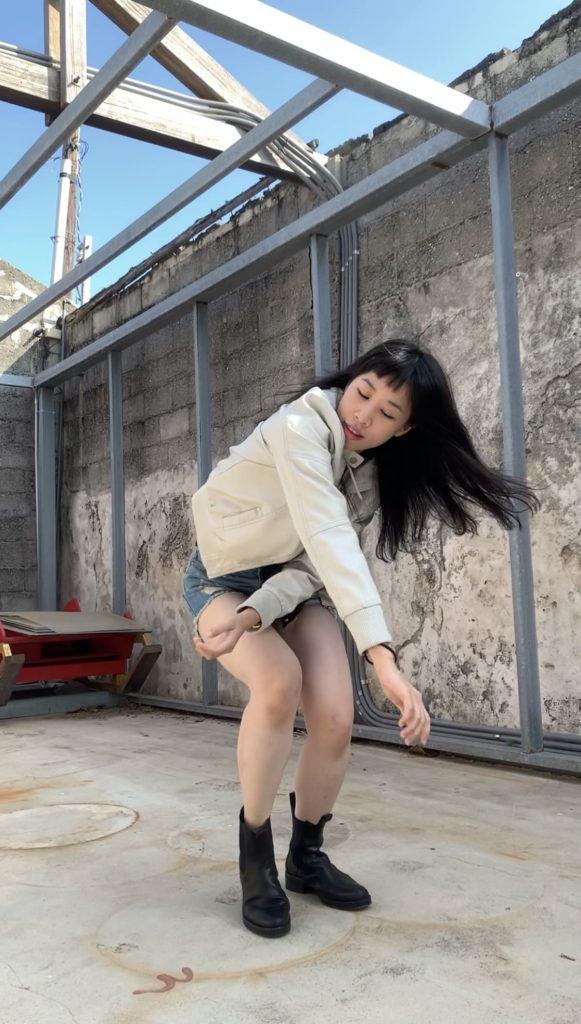 現代舞拍照